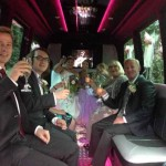 Diamond Limo Party Bus