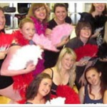 Burlesque Hen Party